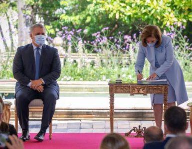Los grandes desafíos que tendrá Margarita Cabello al frente de la Procuraduría