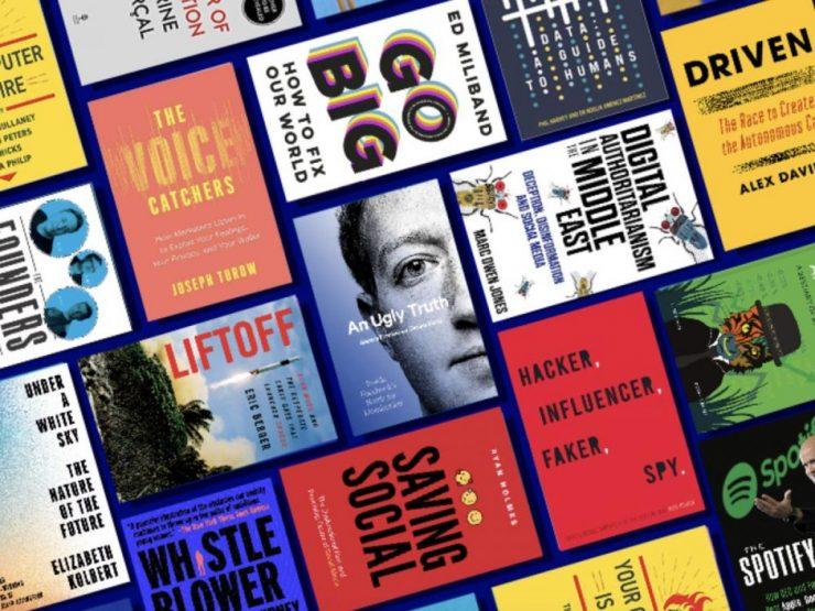 Los mejores libros sobre tecnología que leer en 2021: recomendaciones