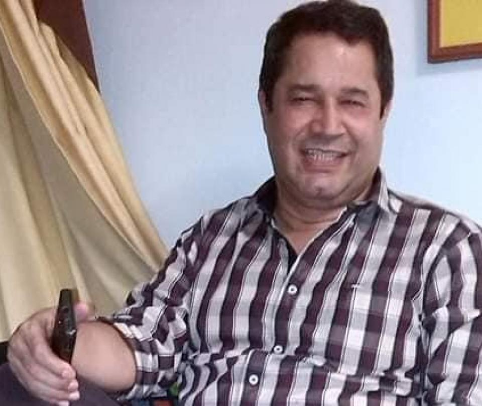 Luto en radio de Cali ante muerte de Danilo Salgado por covid-19 - Cali - Colombia