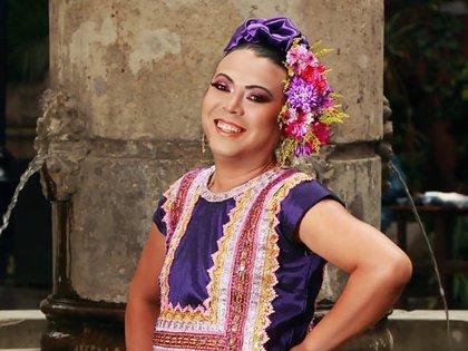 Lady Tacos de Canasta se dedica a promover la gastronomía callejera (Foto: Instagram @ladytacosdecanasta)