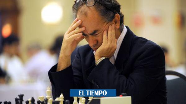 Muere el Gran Maestro de Ajedrez Gildardo García por covid--19 - Otros Deportes - Deportes