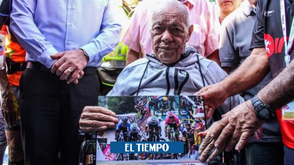 Murió Pablo Hernández, campeón de la Vuelta a Colombia de 1969 - Ciclismo - Deportes