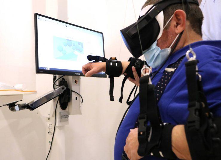 Neural incorpora una tecnología que permitirá reducir los tiempos de rehabilitación de pacientes con Ictus