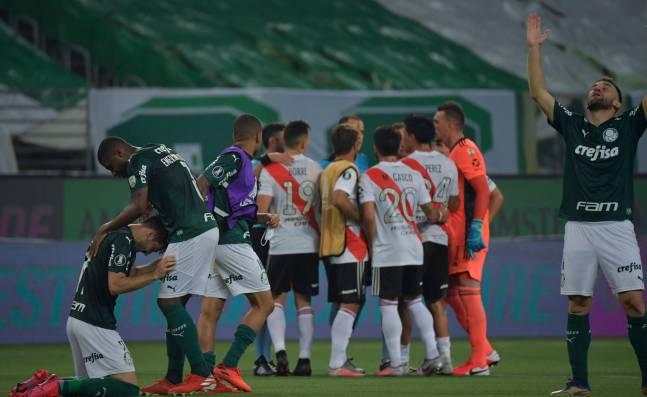 !No alcanzó! Pese al gol de Santos Borré, River no pudo llegar a la final de la Libertadores