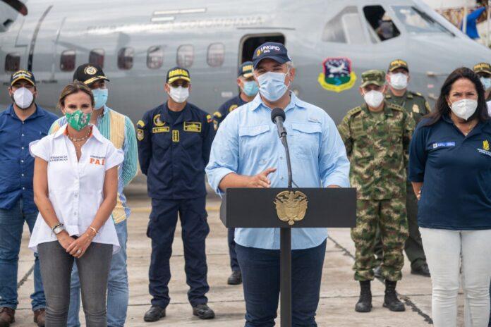 No hay evidencia de presencia de nueva cepa de Covid-19 en Colombia: Duque