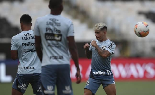 Palmeiras y Santos se miden en la final de la Copa Libertadores
