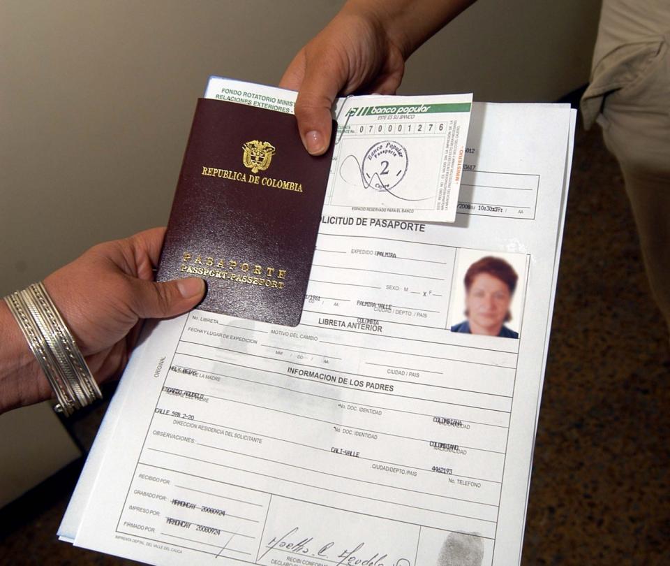Pasaporte Colombiano | Los pasos para solicitar el pasaporte, requisitos y el valor para este 2021 | Finanzas | Economía