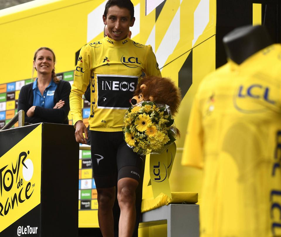 Perfil de Egan Arley Bernal, orgullo del ciclismo colombiano - Ciclismo - Deportes