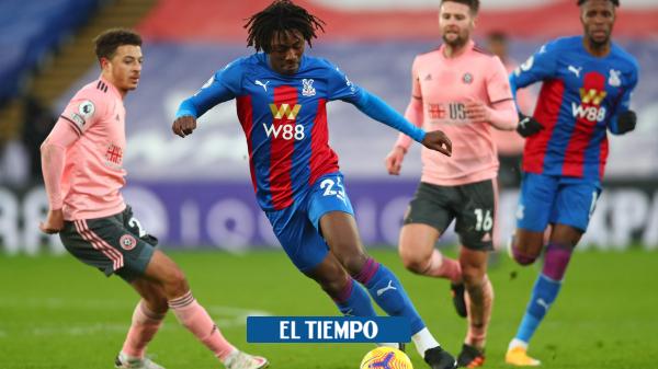 Premier League | Eze, de Crystal Palace, imitó a Maradona y anotó un golazo - Fútbol Internacional - Deportes