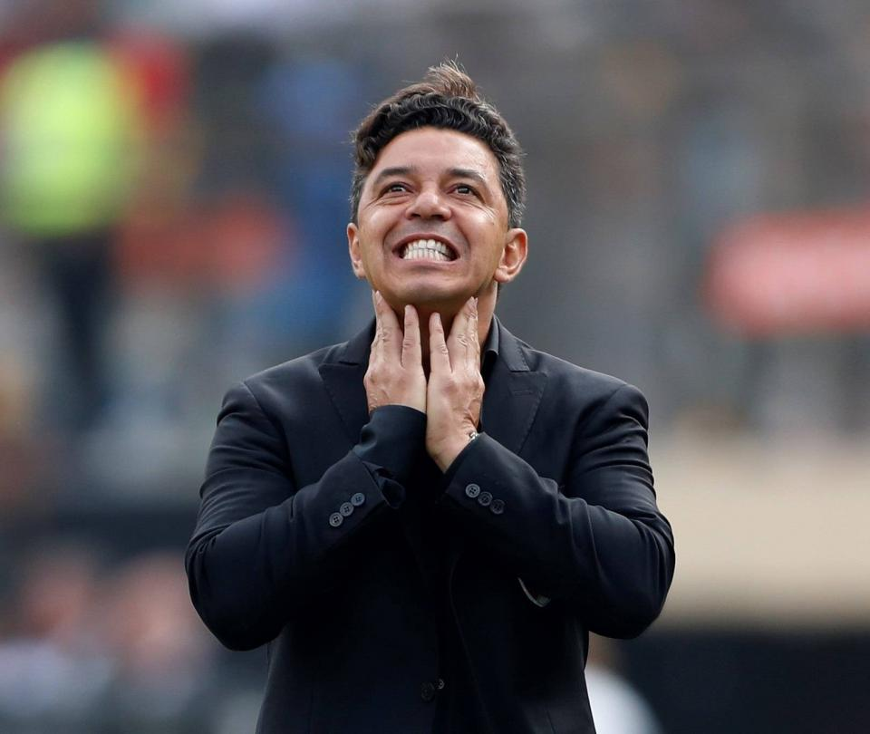 Radamel Falcao: Los jugadores que Gallardo quiere para River Plate - Fútbol Internacional - Deportes
