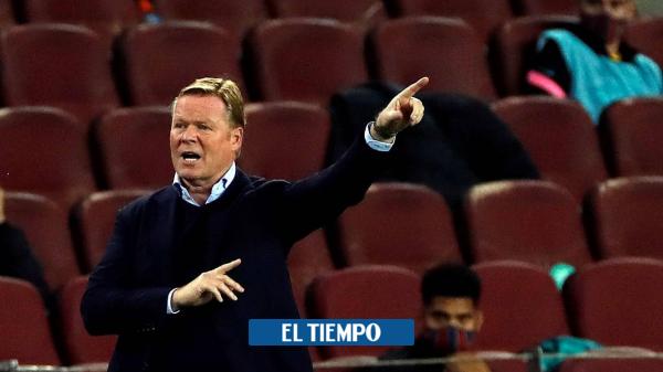 Reacciones de Ronald Koeman tras el triunfo del Barcelona contra Huesca - Fútbol Internacional - Deportes