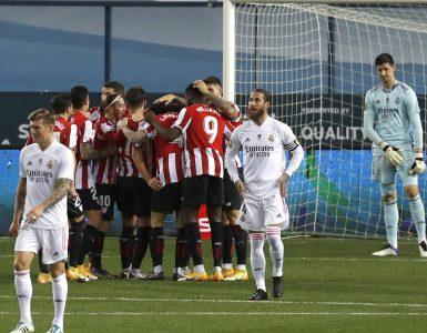Real Madrid 1-2 Athletic Club: crónica y estadísticas Supercopa de España - Fútbol Internacional - Deportes