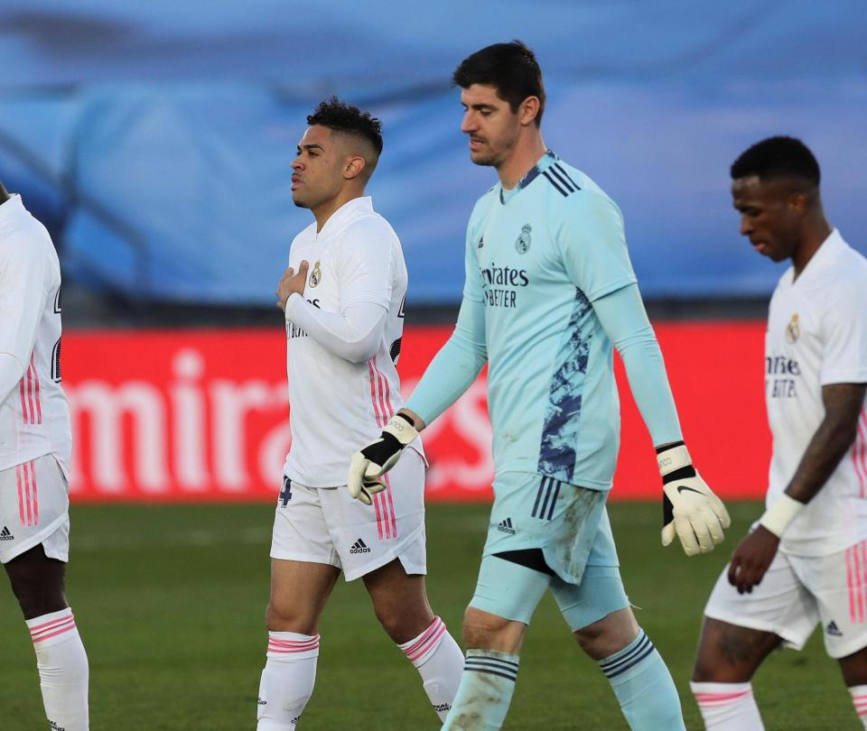 Real Madrid 1-2 Levante: crónica y estadísticas Liga de España de hoy - Fútbol Internacional - Deportes