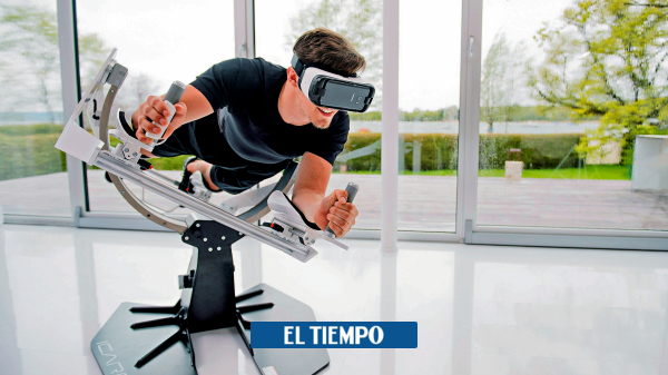 Realidad aumentada: cuatro videojuegos para hacer deporte - Novedades Tecnología - Tecnología