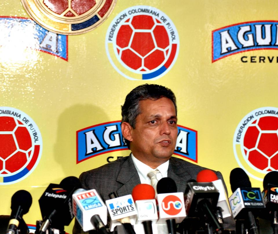 Reinaldo Rueda: así fue su anterior paso y su polémica salida de la Selección Colombia en 2006 - Fútbol Internacional - Deportes