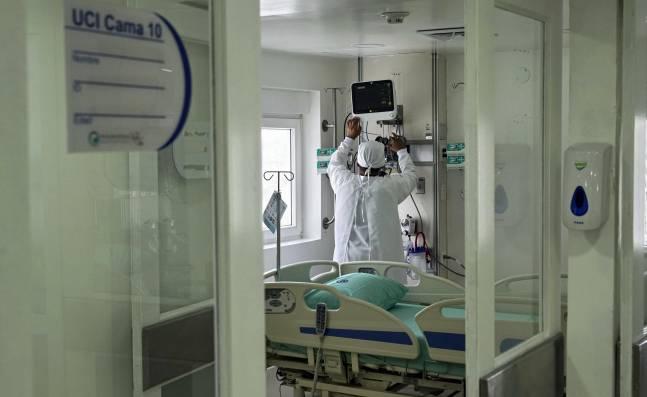 Siguen remisiones de pacientes con covid-19 de Cali a UCI de otras regiones