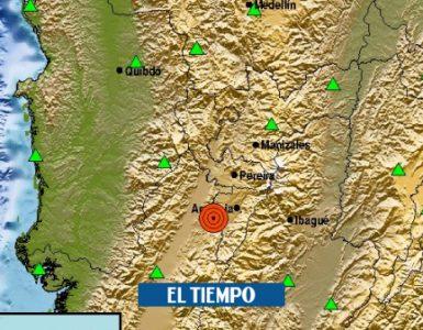 Sismo en el Valle: 'Hubo alarma, miedo y se escuchó el bramido de la tierra' - Cali - Colombia