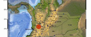 Temblor en el sur del Valle 27 de enero de 2021: reporte - Cali - Colombia