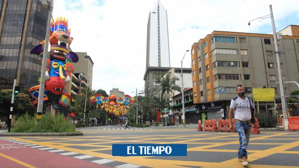 Toque de queda: Medellín y Cali terminaron toque de queda prolongado - Otras Ciudades - Colombia