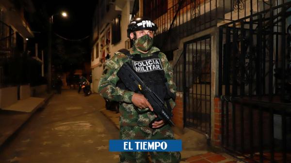 Toque de queda desde las 9:00 de la noche y hasta el domingo en Cali - Cali - Colombia