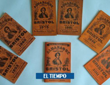 Tradición: Alamanaque Bristol se moderniza a través de redes - Cali - Colombia