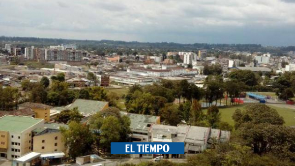 Triple homicidio a bala causa conmoción en barrio de Popayán - Cali - Colombia