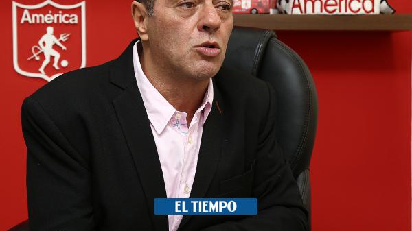 Tulio Gómez desmiente versiones de posible venta del América de Cali - Fútbol Colombiano - Deportes