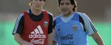 Video inédito de Maradona y Messi en el Mundial 2010 - Fútbol Internacional - Deportes