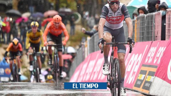 Vincenzo Nibali irá al Giro de Italia y Tour de Francia en el 2021 - Ciclismo - Deportes