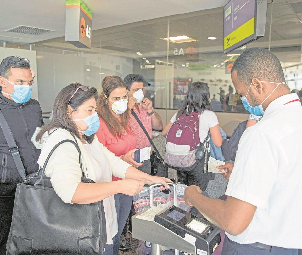 Vuelve preocupación en el sector turismo por requisito de prueba PCR | Economía