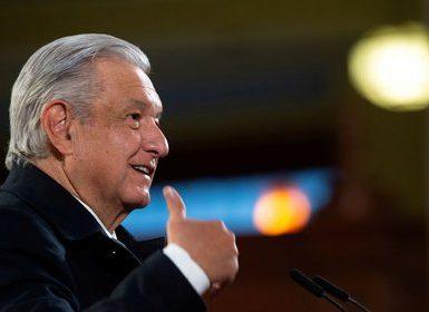 AMLO reafirmó su compromiso por reactivar la economía de México tras el declive que dejó la pandemia. (Foto: Presidencia de México / Folleto vía REUTERS)