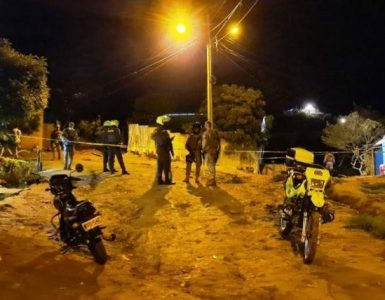 Un porteño fue asesinado en El Carmen de Bolívar
