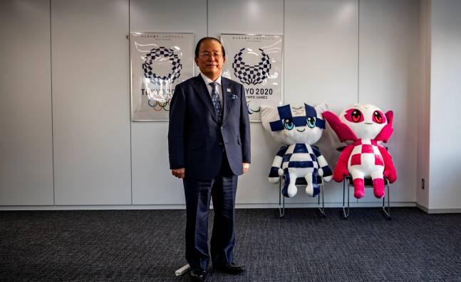 director de la organización de Tokio 2020