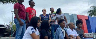 Jóvenes de Buenaventura empoderados por sus territorios
