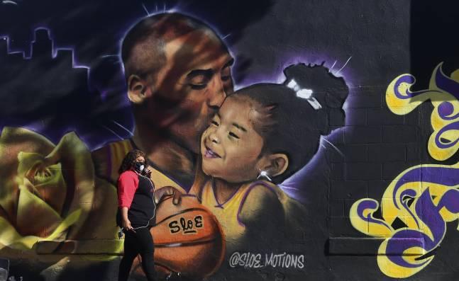 un año de la muerte de la leyenda del baloncesto