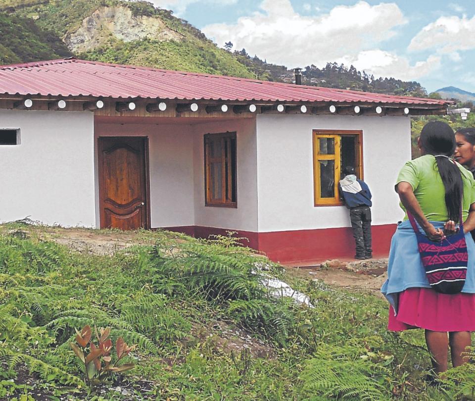 vivienda rural nueva crecimiento en municipios de Colombia | Economía