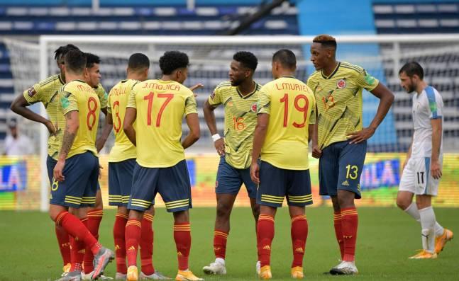 ¡Qué momento! La Selección Colombia y sus problemas para afrontar los partidos de eliminatorias