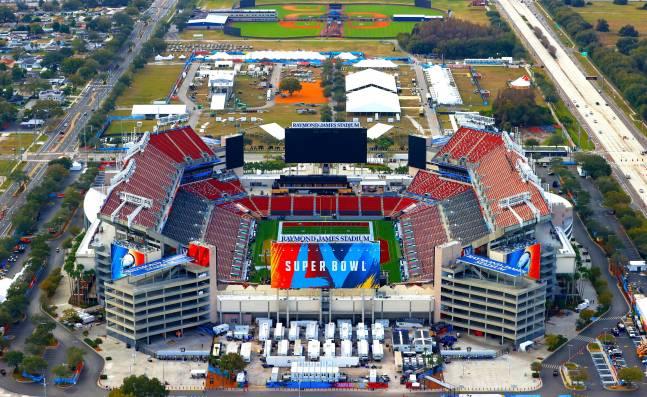 ¿Cómo se prepara Tampa para recibir el SuperBowl en medio de la pandemia?
