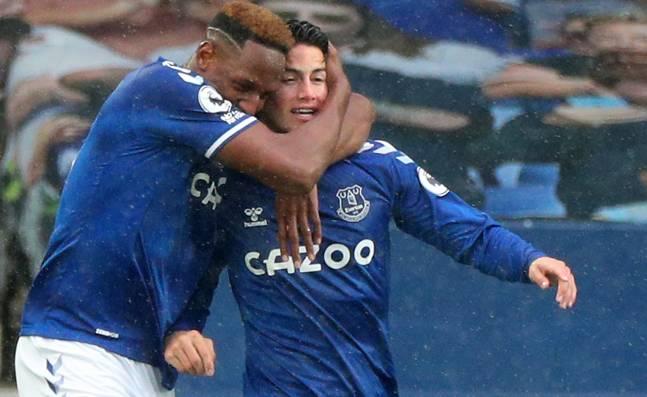 ¿Cómo va el Everton de James y Yerry? (Opinión)