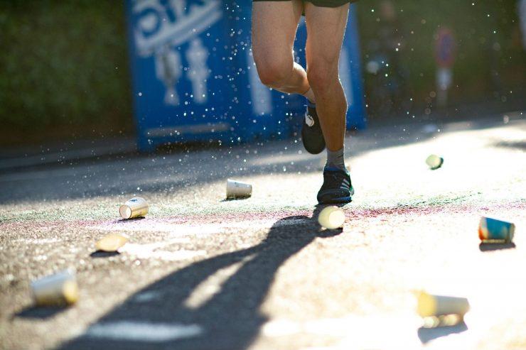 ¿Qué hay en común entre emprender, el maratón y un trago de Coca-Cola?