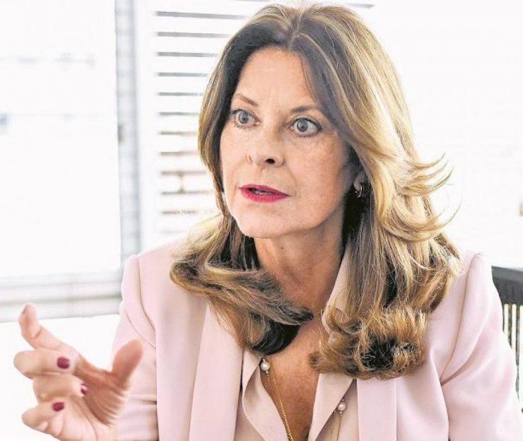 'Colombia sí necesita la reforma tributaria, laboral y pensional' Vicepresidenta Marta Lucía Ramírez | Economía