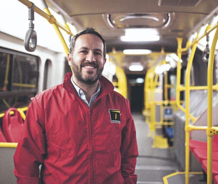 'TransMilenio aún no llega a la mitad de la demanda que tenía' | Economía