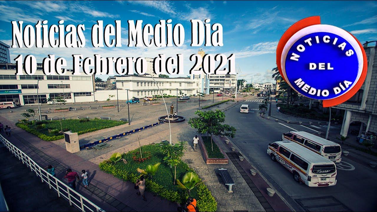 Noticias Del Medio día Buenaventura 10 de Febrero de 2021   Noticias de Buenaventura, Colombia y el Mundo