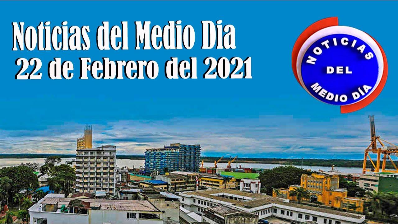 Noticias Del Medio día Buenaventura 22 de Febrero de 2021 | Noticias de Buenaventura, Colombia y el Mundo