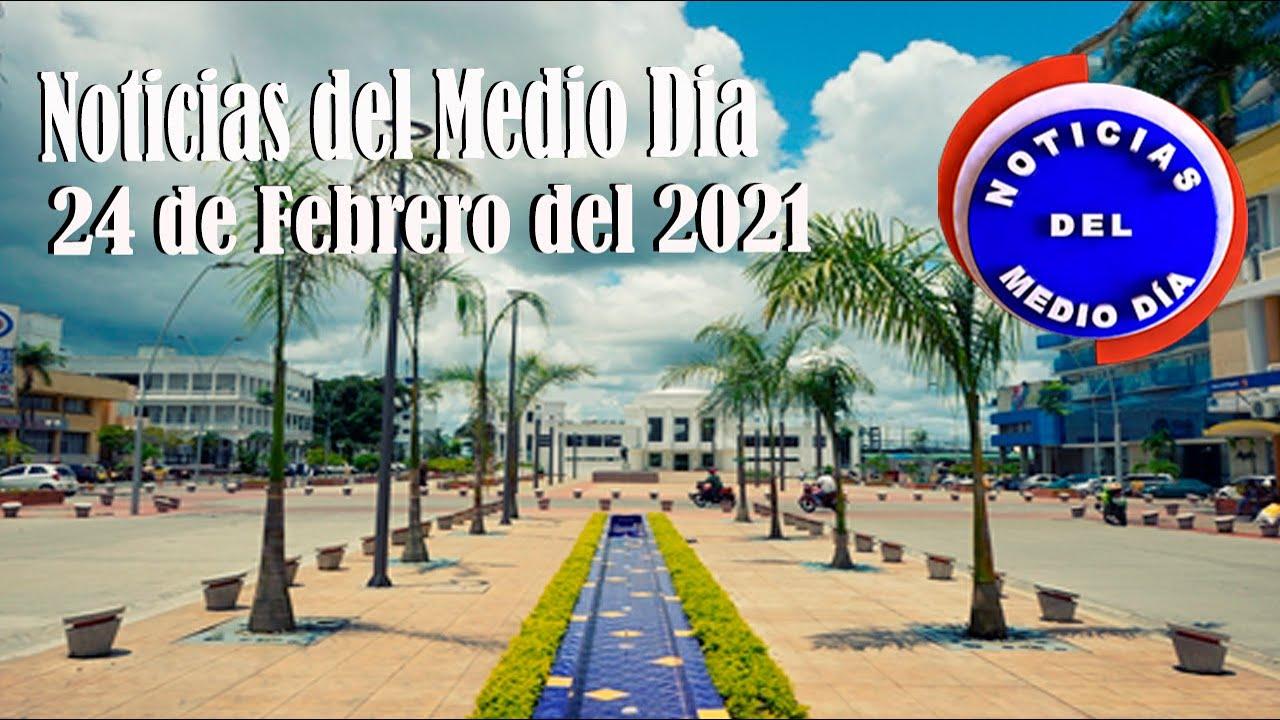Noticias Del Medio día Buenaventura 24 de Febrero de 2021 | Noticias de Buenaventura, Colombia y el Mundo