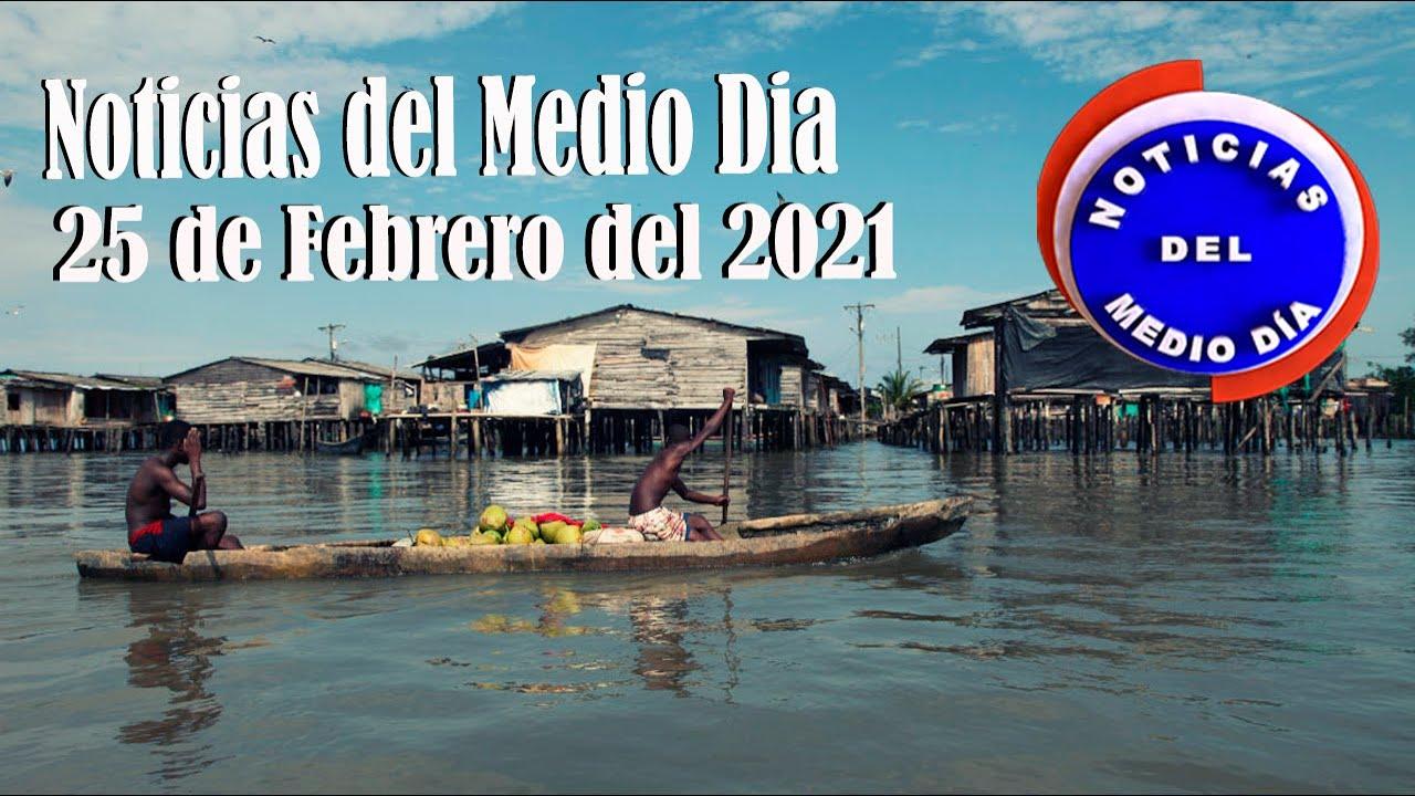 Noticias Del Medio día Buenaventura 25 de Febrero de 2021 | Noticias de Buenaventura, Colombia y el Mundo