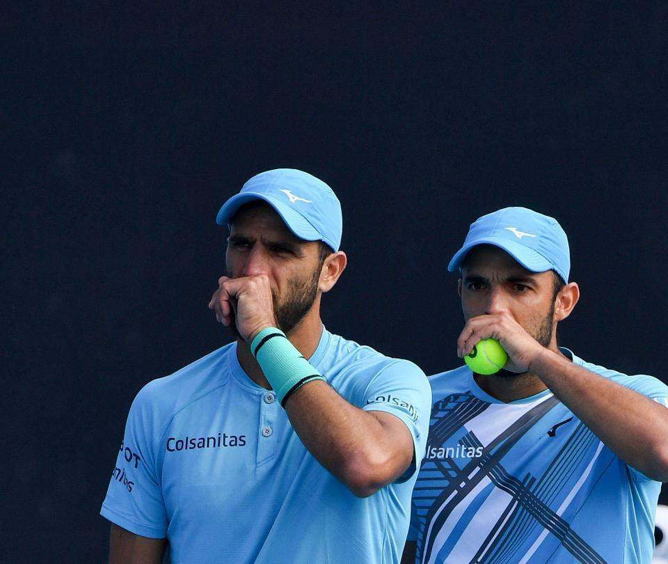 Abierto de Australia 2021: Cabal y Farah hablan de la victoria en su debut - Tenis - Deportes