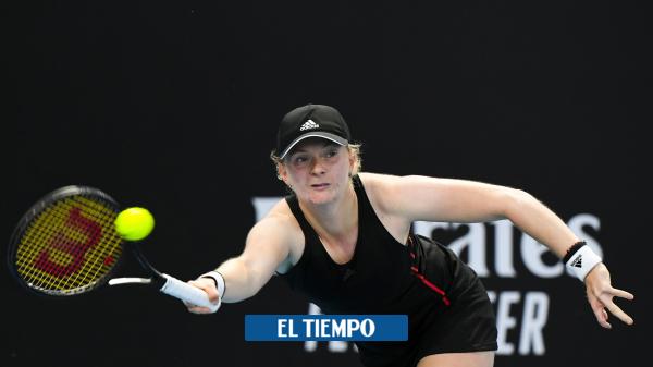 Abierto de Australia 2021: entrevista con Francesca Jone, tenista de 8 dedos en las manos - Tenis - Deportes
