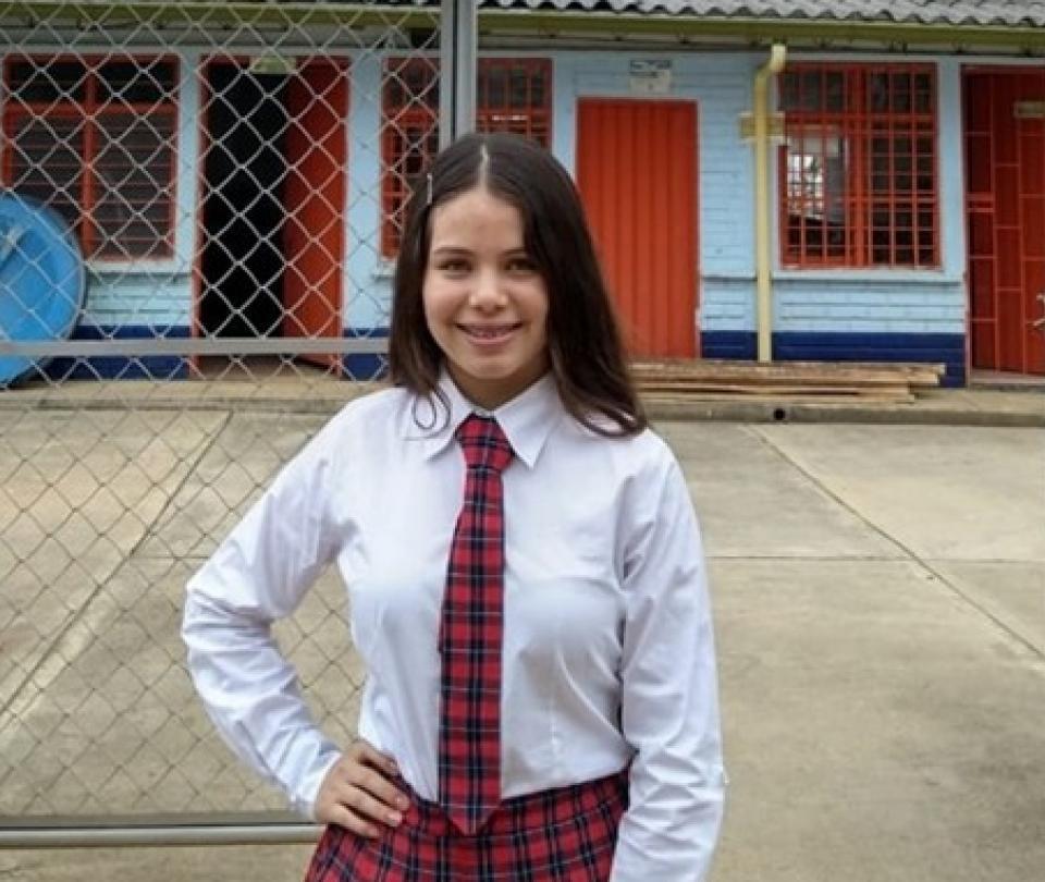 Adolescente de zona de conflicto en el Cauca invitada a conocer la Nasa - Otras Ciudades - Colombia