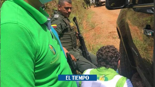 Alcalde de Jamundí denuncia hostigamiento en zona rural - Cali - Colombia